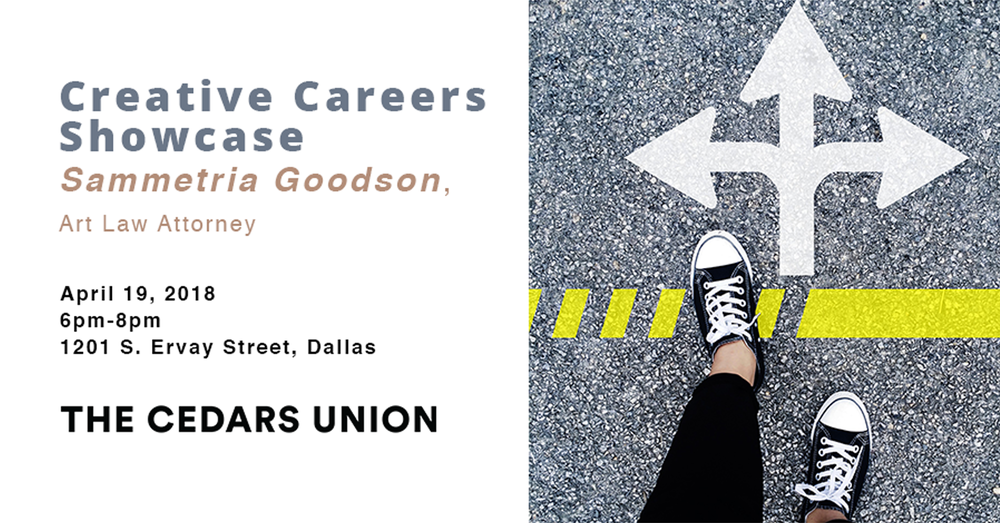 Creative Careers Showcase Sammetria Goodson FB banner.png