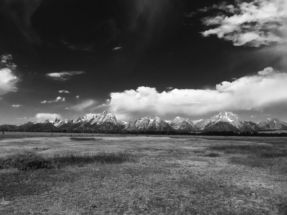 THE TETONS.