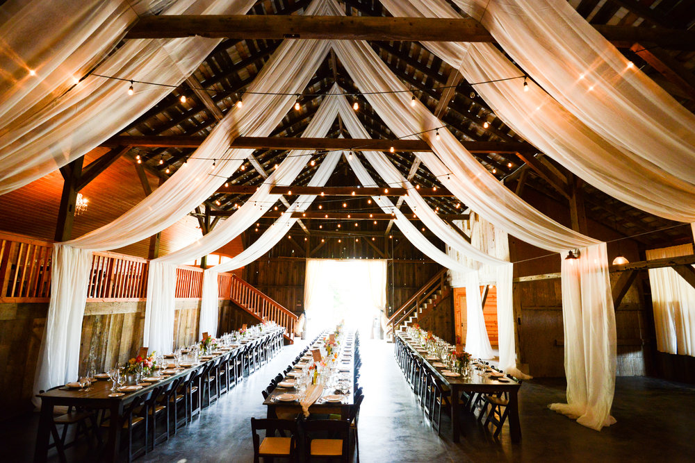 HISTORIC BARN. PHOTO BY CARLY OTNESS PHOTOGRAPHY