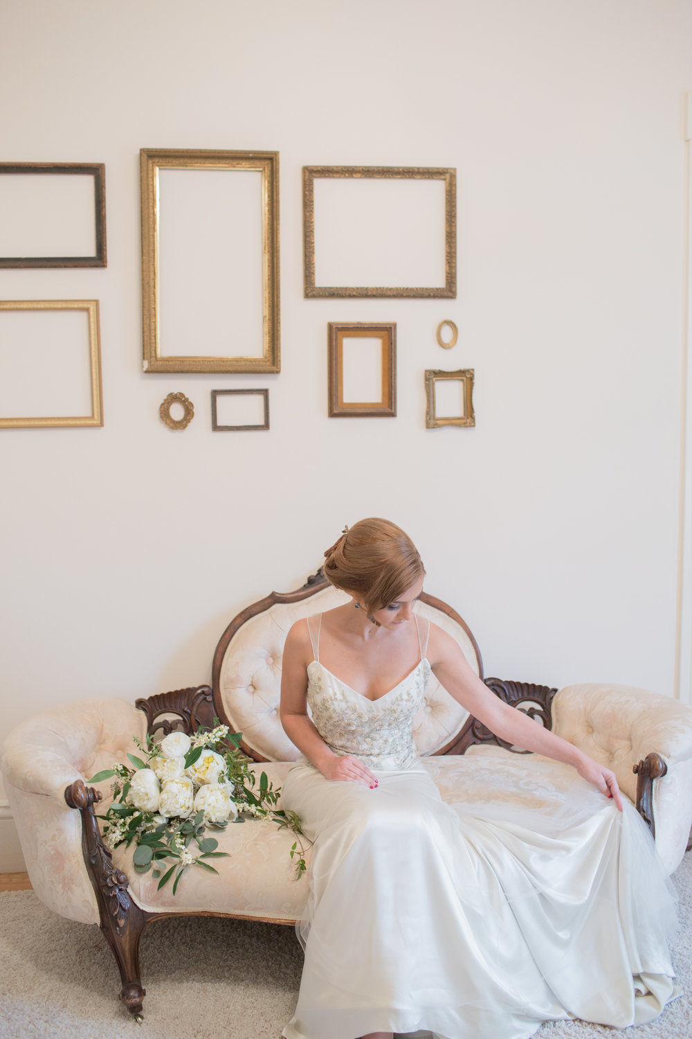 bridal quite photo by retrospect images