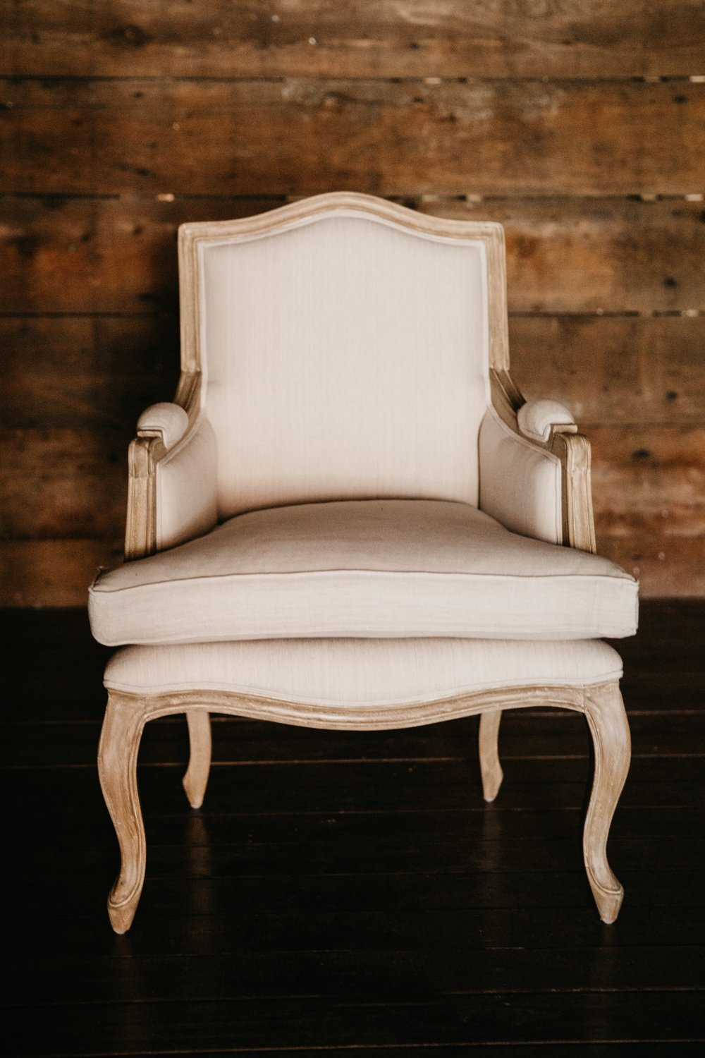 Florence armchair $120 ea {qty 2}
