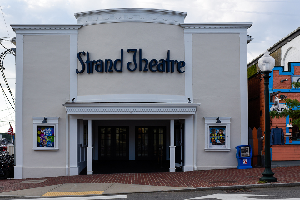 The Strand Theatre on Opening Day, June 20, 2015