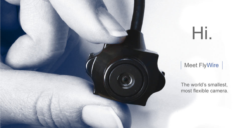 FlyWire Loupe Camera Kit — FlyWire Cameras