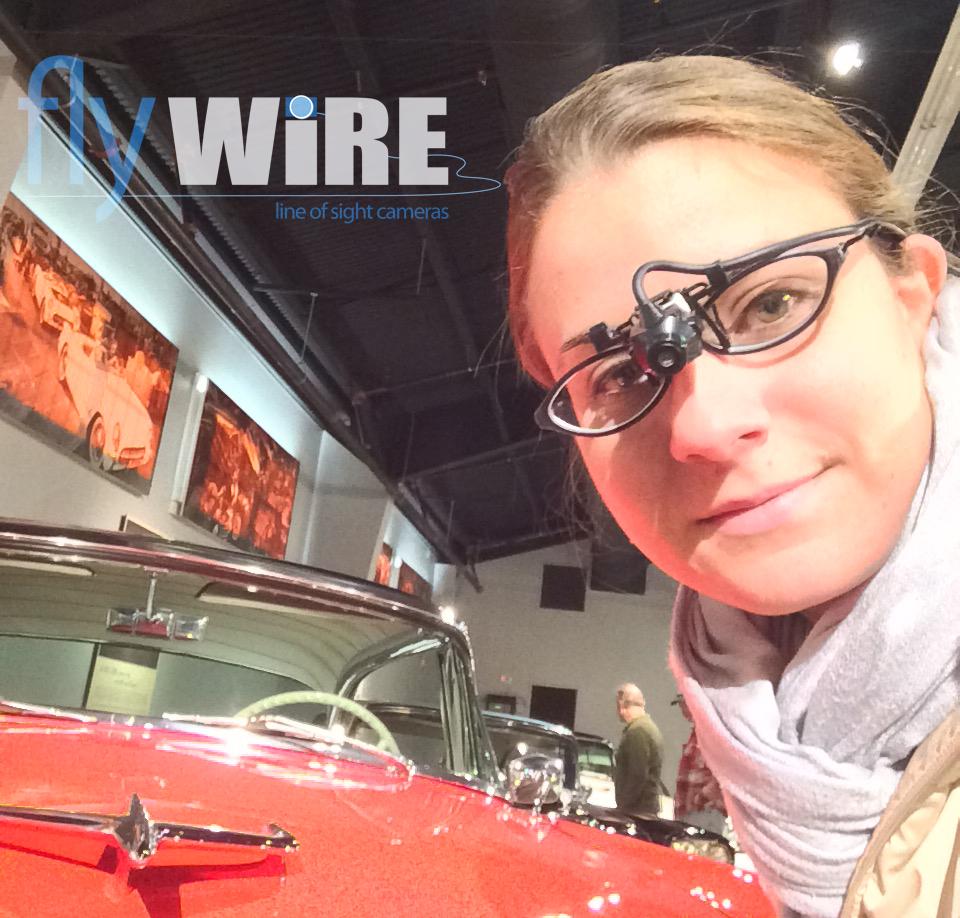 FlyWire @ Gilmore Car Museum, Kalamazoo, MI