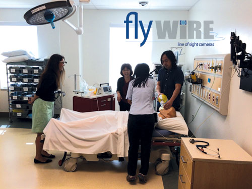 FlyWire Nursing Camera Kit