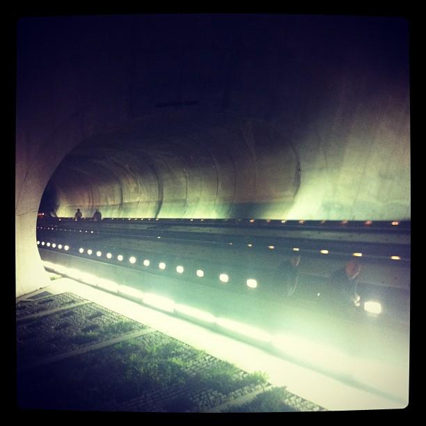 Subway Holeway Enter II, DuPont Circle, DC (Taken with  Instagram  at Dupont Circle)