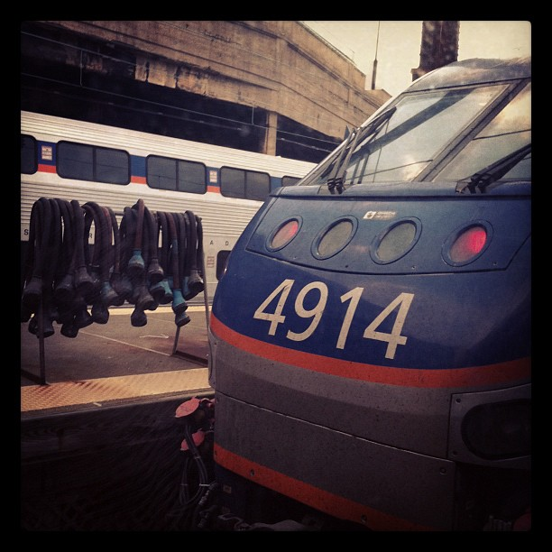 Penn Station, Baltimore MD (Taken with  Instagram  at Baltimore Penn Station)