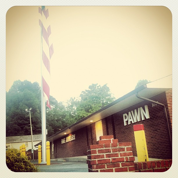 Pawn. High Point, NC (Taken with  Instagram  at Coins & Stuff)
