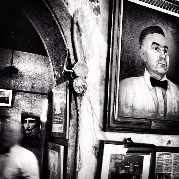 Napoleon, New Orleans  (Taken with  Instagram  at Napoleon House Bar & Cafe)