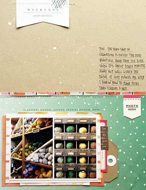 created using: main scrapbook kit, life pages main add-on, life pages add-on #3