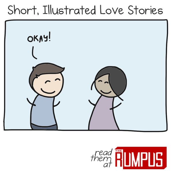 New Comic! Short, Illustrated Love Stories — Daniel Brauer