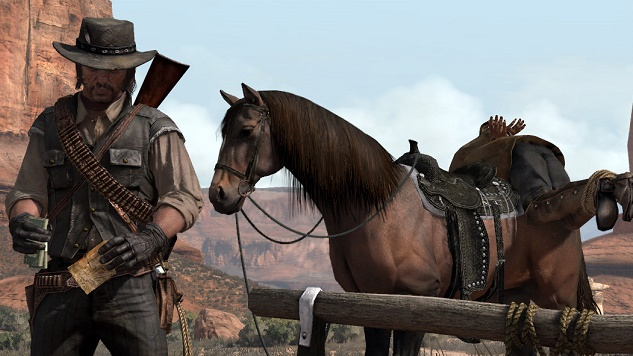 Wearing John Marston's Skin: How I learned to Inhabit Videogame Characters