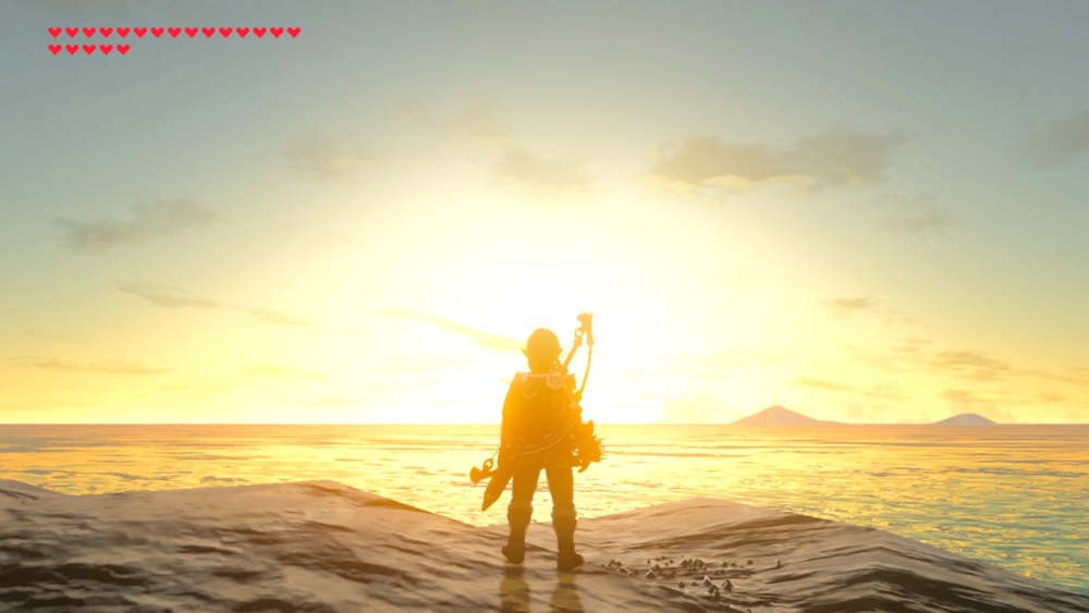 Nothing Lasts Forever, Especially My Thunder Sword: Impermanence in Breath of the Wild