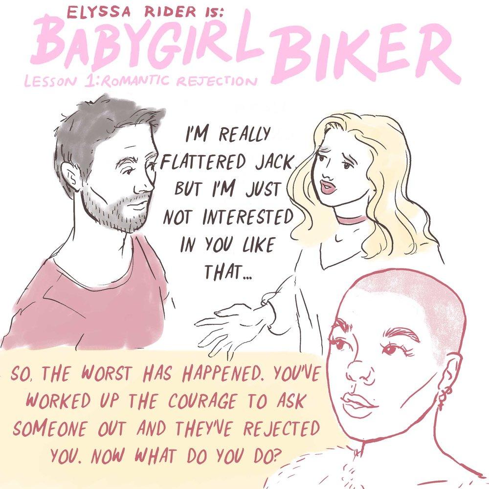 BGB Training - Romantic Rejection - Elyssa Rider