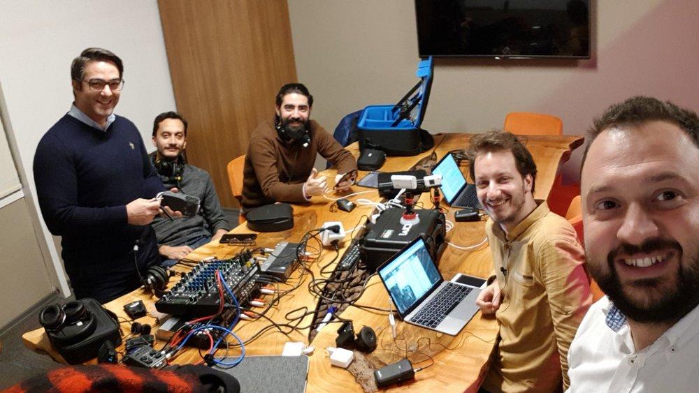 Yollarda.tv ve Girisimci Muhabbeti
