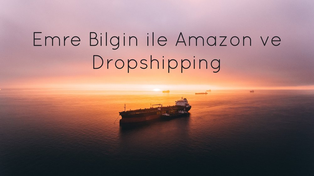 amazon fba ve dropshipping