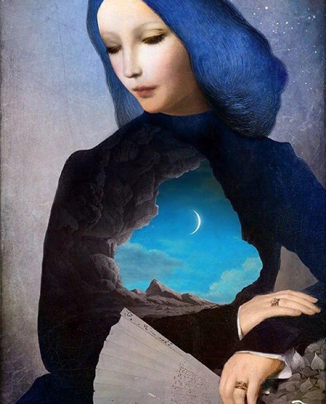 Lady Midnight by Christian Schloe