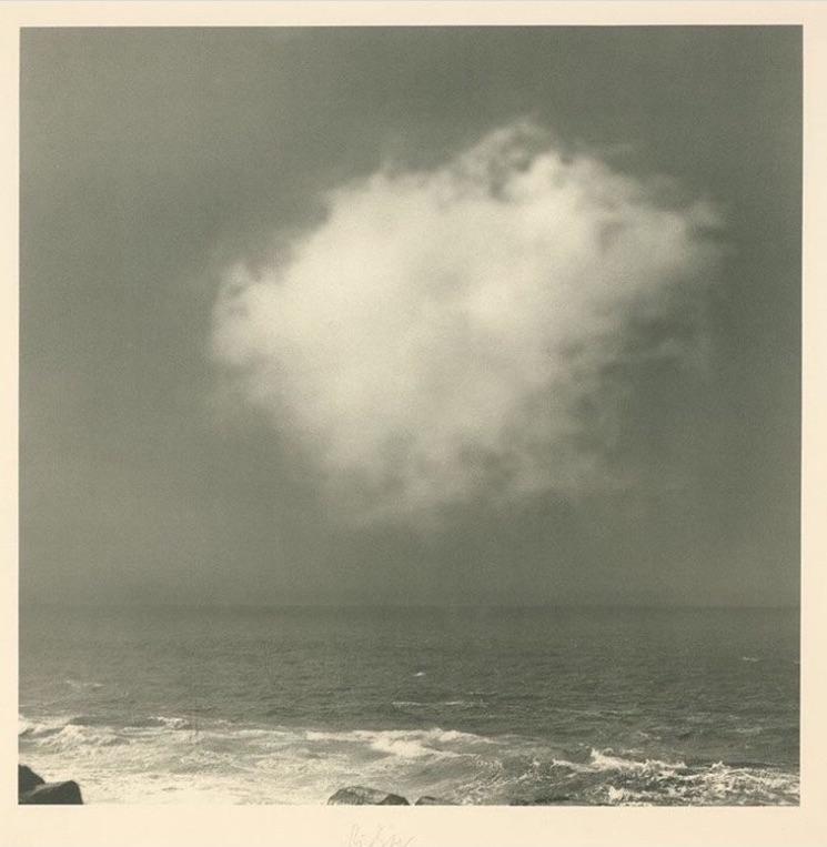 Gerhard Richter,  Wolke , 1971