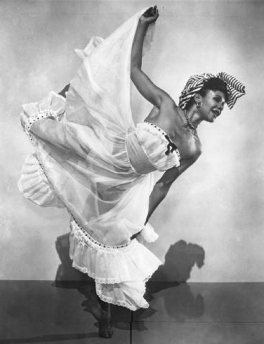 Katherine Dunham, dancer