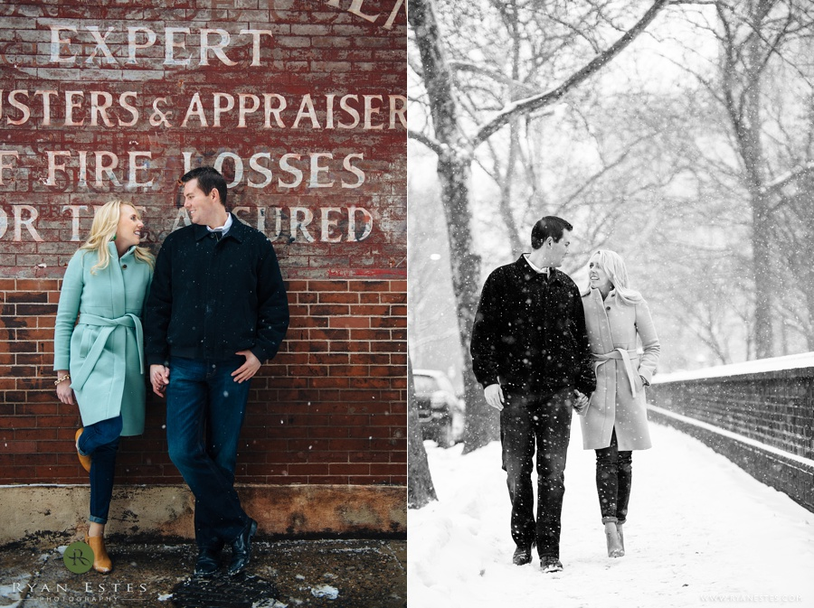 old city philadelphia engagement pictures