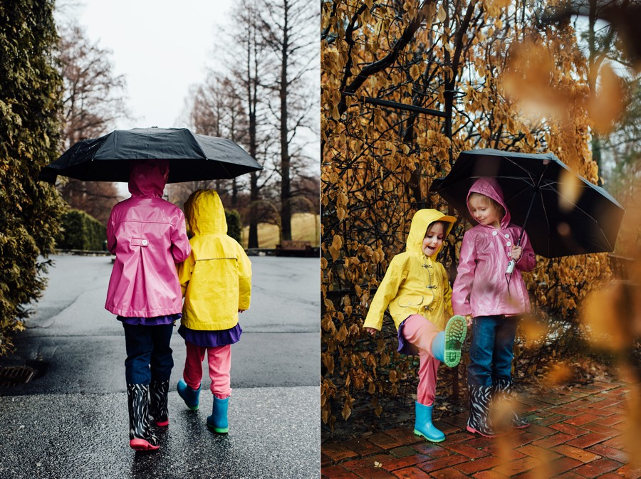 Longwood Gardens child portraits