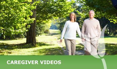 Click to go to Caregiver Videos