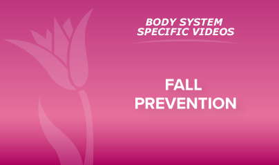 4 - Fall Prevention