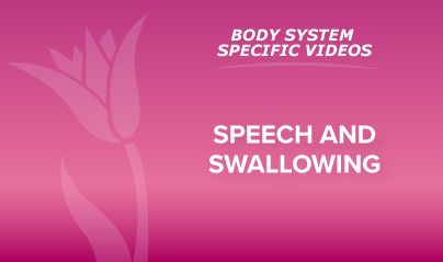 5 - Speech And Swallowing