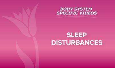 8 - Sleep Disturbances