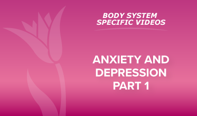 10 - Anxiety And Depression Part 1
