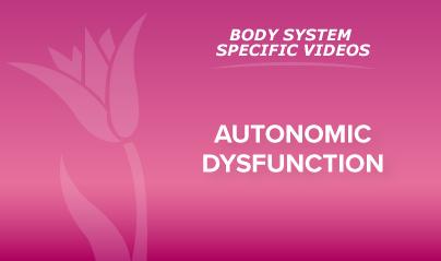 12 - Autonomic Dysfunction