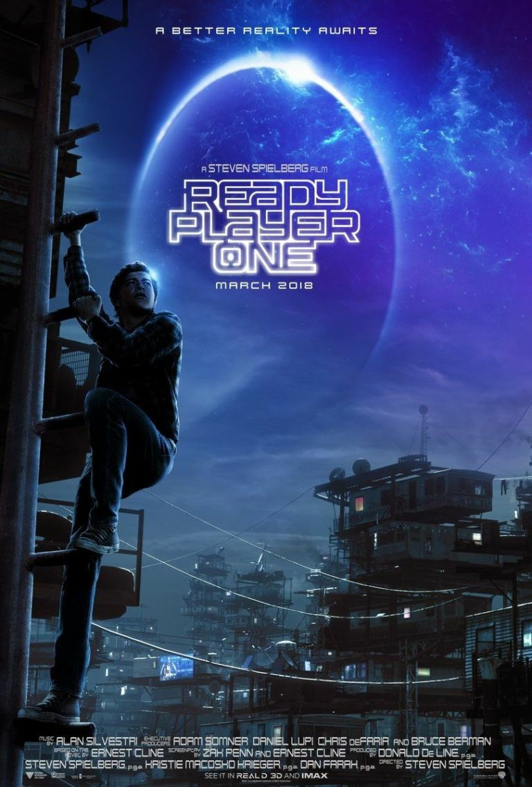 Ready Player One - I didn't read the book so I didn't know what to expect, but as a huge fan of Spielberg my expectations were high. Unfortunately, while pretty, it just didn't have the Spielbergian Magic. In fact it just wasn't a very good film. The biggest overall problem? No stakes. In the Matrix, when you die, you die. In RP1, when you die you
