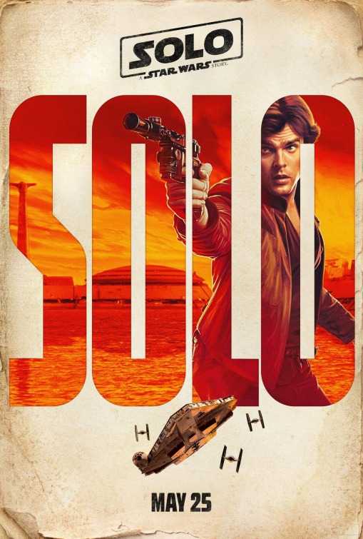 SOLO - For long time fans, Solo gives you some fun, interesting