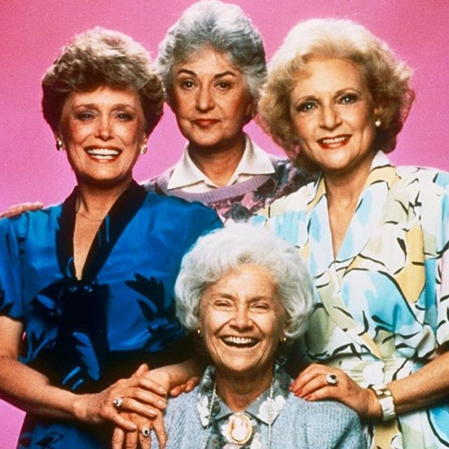 By women, for women forever #thegoldengirls #fashion #bestfriends #everydaysexy #fashion #everydaysexyCa #naturalbeauty #fun #create