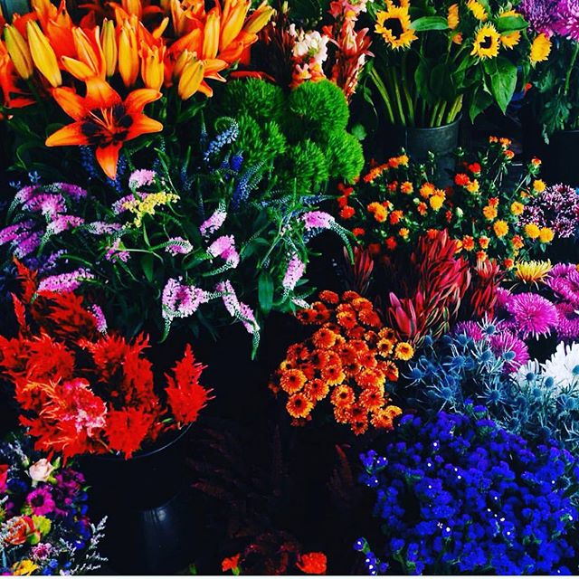 No place we'd rather be on a beautiful Saturday morning in the Bay. Support your local #farmersmarket! #everydaysexy #oakland #bayarea #california #ladies #florals #flower #fall #everydaysexyca #love #like #naturalsexy #organic #beauty #natural #create #fashion