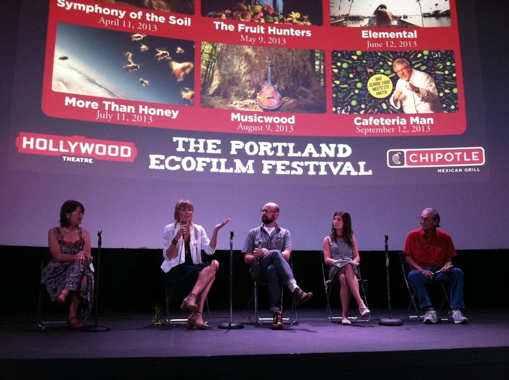 """Film Director Maxine Trump discusses her and Josh Granger's film """"Musicwood"""""""