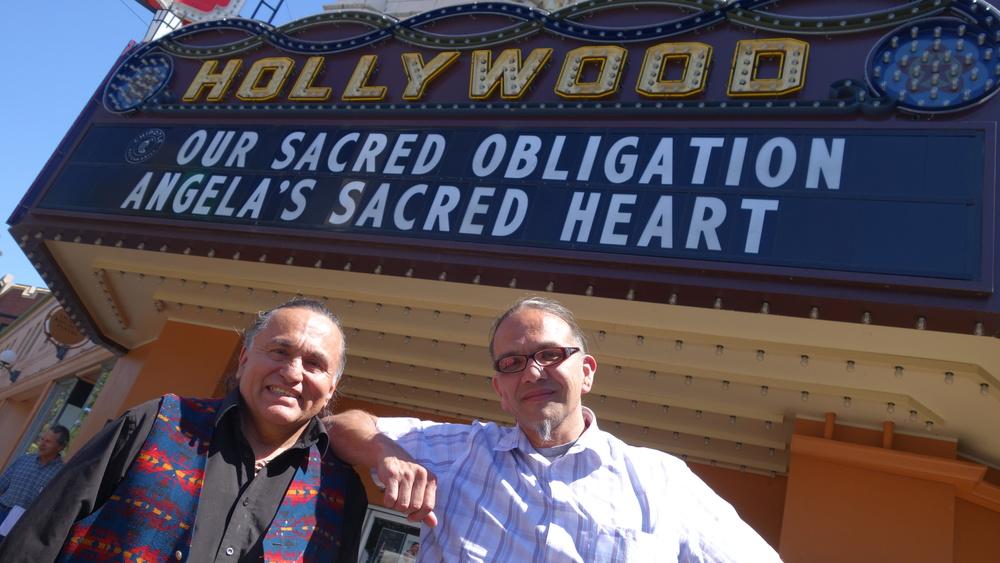 "Lummi Nation Master Carver Jewell James and Producer/Director Freddy Lane present ""Our Sacred Obligation"""