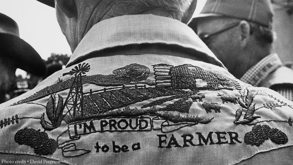 """Image of Wendell Berry, from """"Look & See: A Portrait of Wendell Berry"""""""