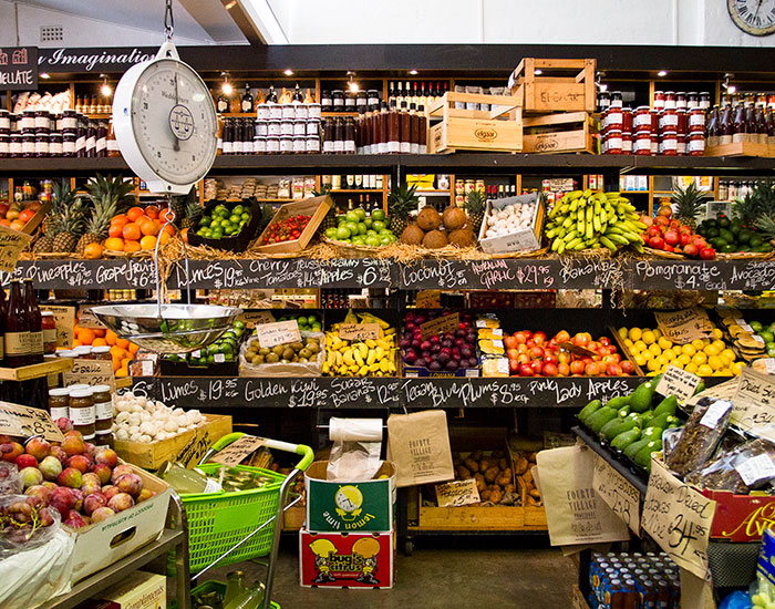 Organic Produce Fourth Village Danks St Waterloo