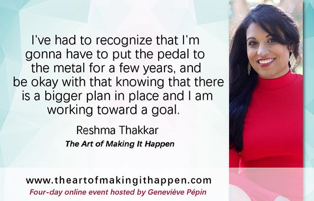 'The Art of Making it Happen' starts TODAY!!!! Join for free and catch me talking about building a business while working a full time job!  Click link in bio to join! . . . . #virtualevent #makeithappen #socialenterprise #socialentrepreneur #onthegrind #personaldevelopment #growthtools #consciousliving #workharddreambig