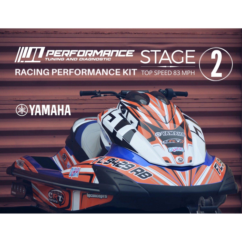 YAMAHA FZR / FZS 1800 SVHO STAGE 2 — JL Performance USA