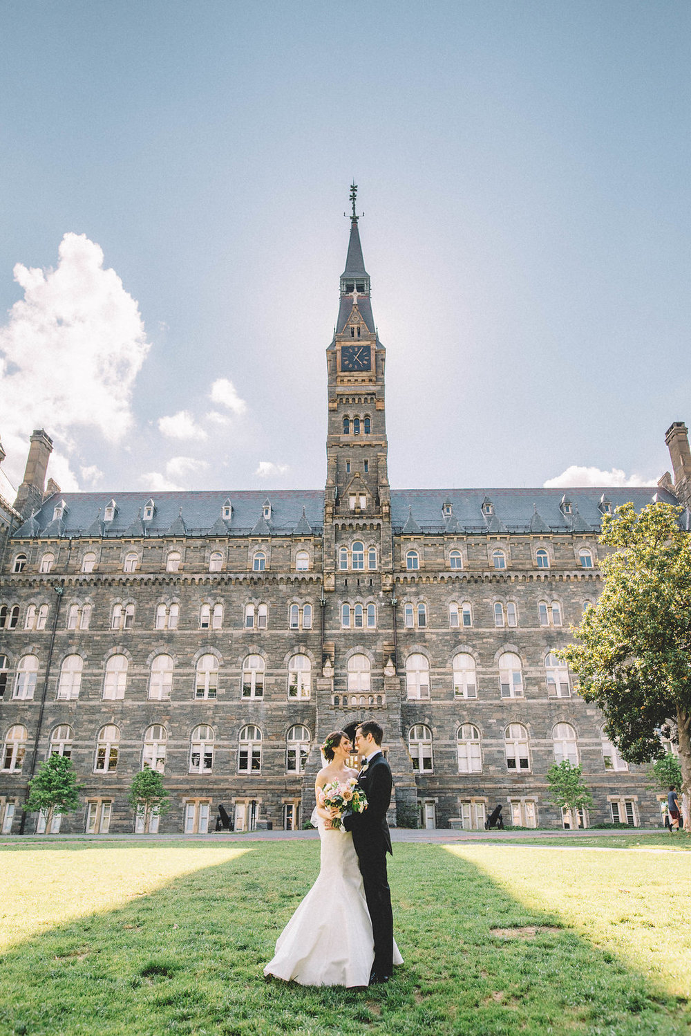 Liz + Michael | Carnegie Institute of Science