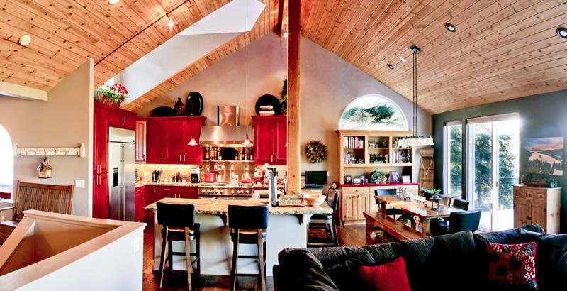 Morse Lodge/ Meyers, CA