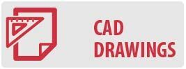 CAD Drawings | MM1102G Dual Monitor Mount