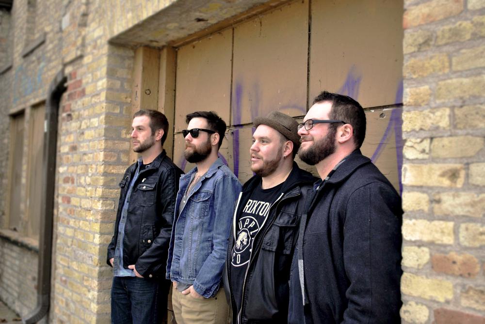 Ryan Niebuhr   - Guitar   Kai Andersen   - Vocals/Guitar    Patrick Greer   - Bass/Vocals       Eric Holmstrom  -Drums/Percussion
