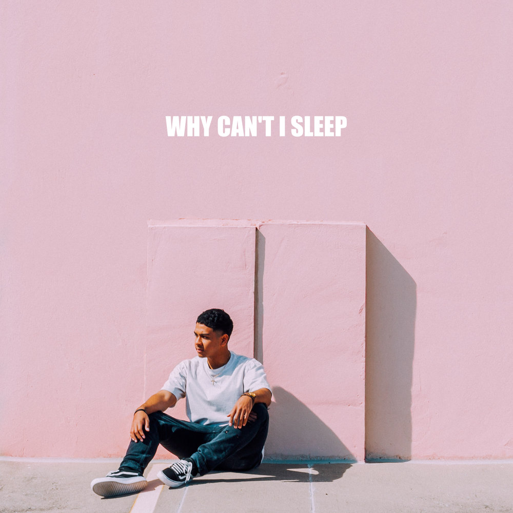Larce Blake -   Why Can't I Sleep EP    (April 28, 2017)