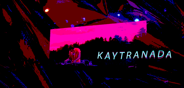 KAYTRANADA in Paradise? — B-SIDE Magazine