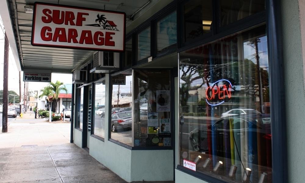 Surf Garage