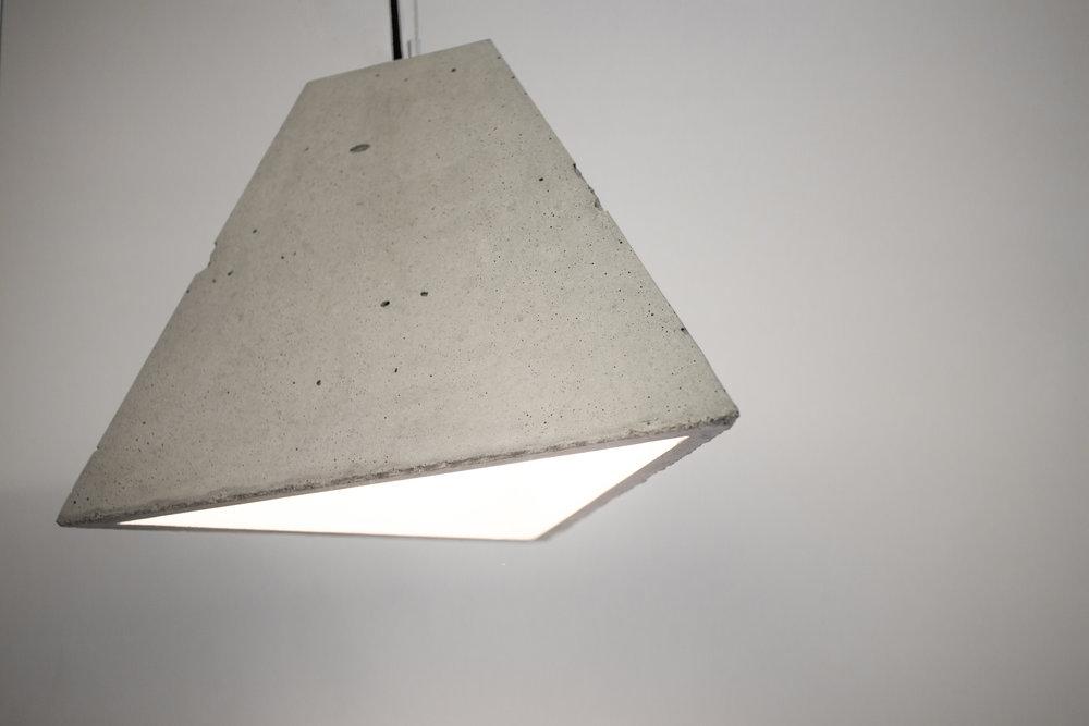 Lámpara Triángulo