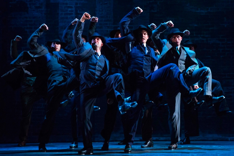 Bullets Over Broadway (Tour)